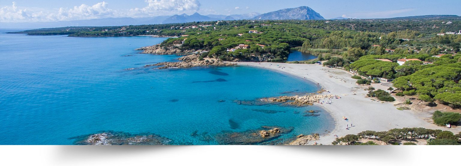 Foto Panoramica Spiagge Cala Liberotto